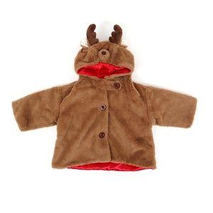 BEARINGTON BABY COLLECTION coat, size 6-12M